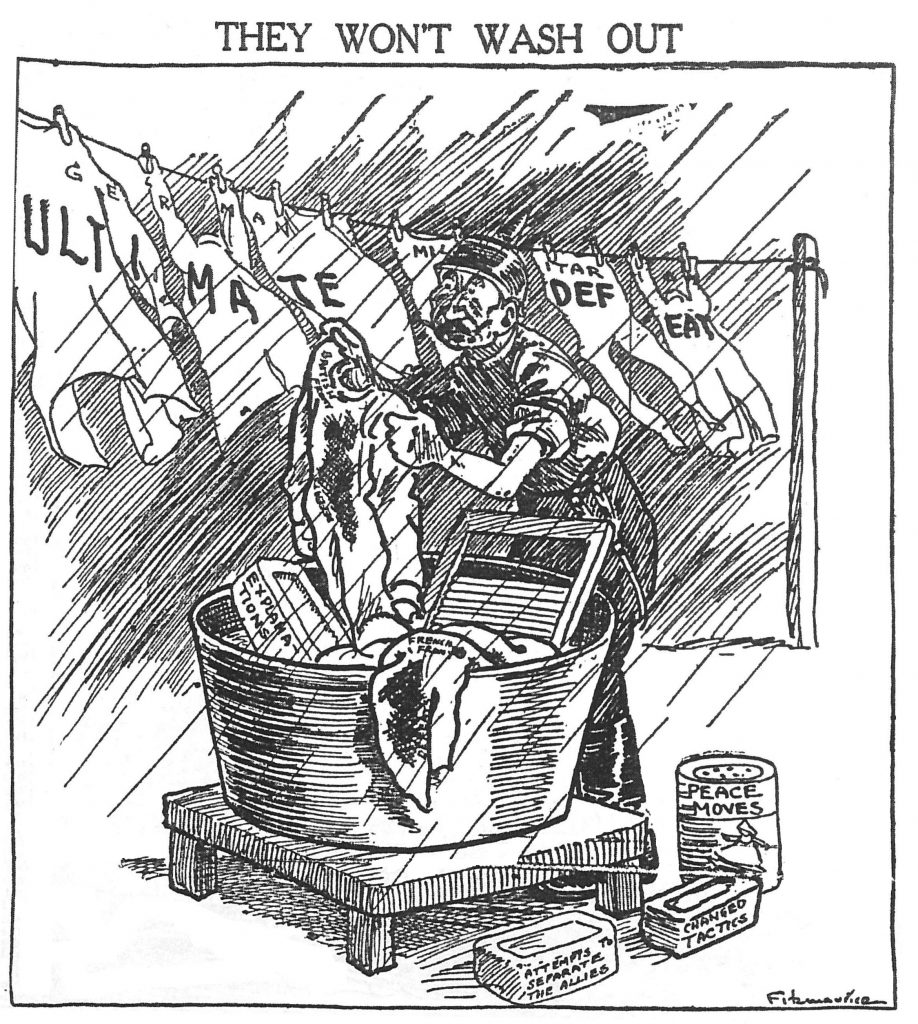 Figure 7: They Won't Wash Out